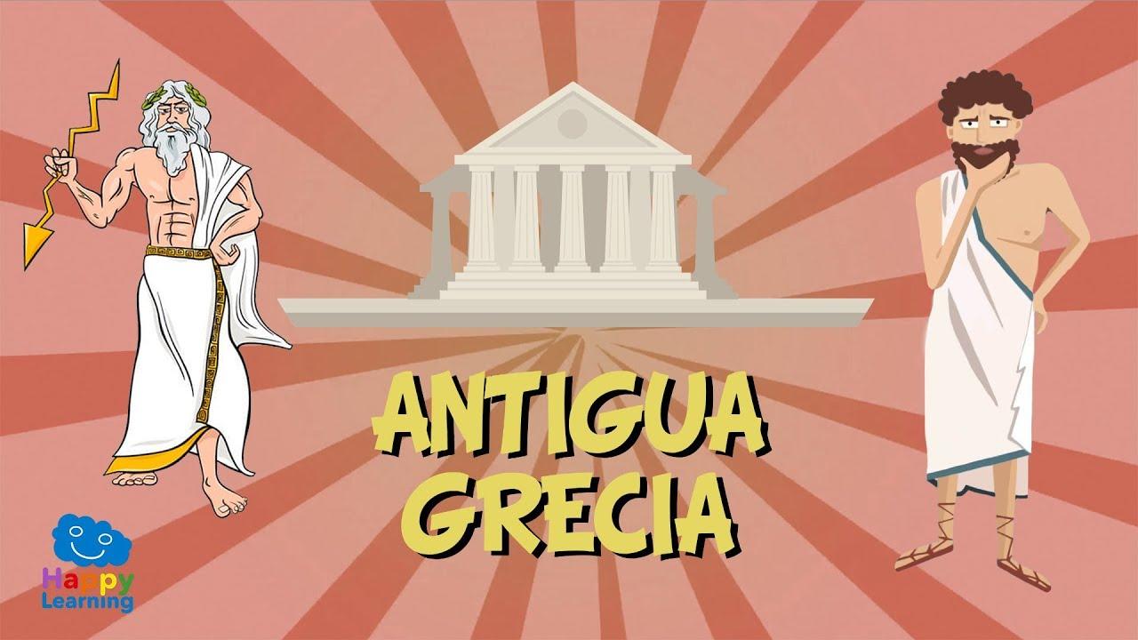Video: LA ANTIGUA GRECIA