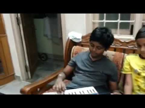 Hum tere bin ab reh nahi sakte   Instrumental by Aditya