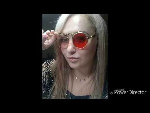 Красные очки от Peekaboo с Aliexpress