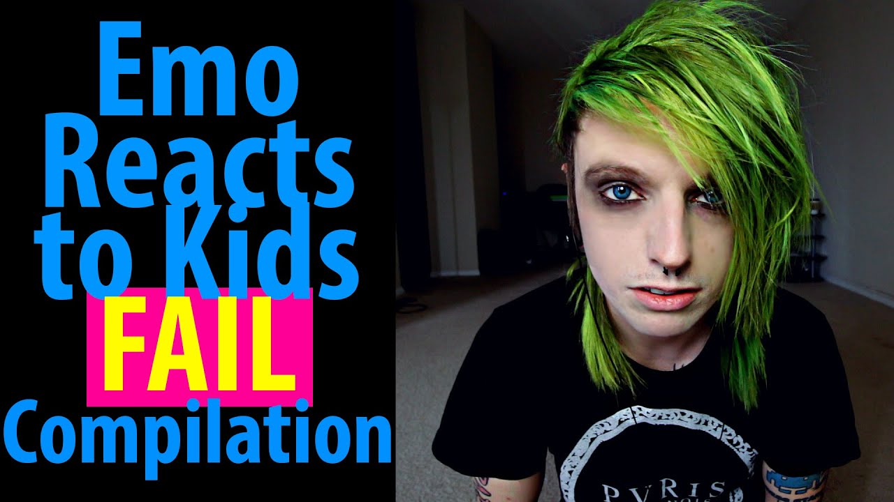 Emo Reacts To Funny Kid Fails  Failarmy - Youtube-2892