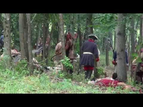 Grand Encampment: Braddocks Defeat - French & Indian War