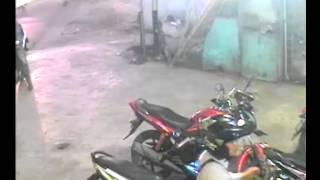 Begal motor bersenpi (senjata api) 2