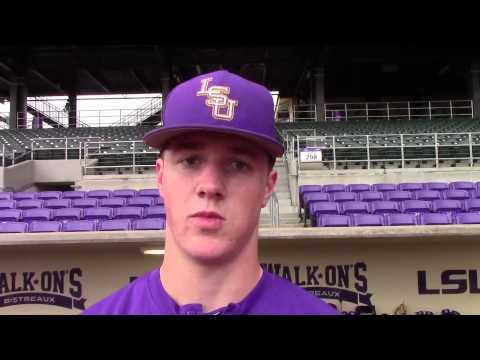 LSU freshman, former Brother Martin star Greg Deichmann is rounding back into form | Video