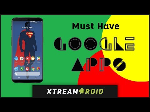 Top 10 Amazing Google Apps That You've Never Heard Of ! (2018)