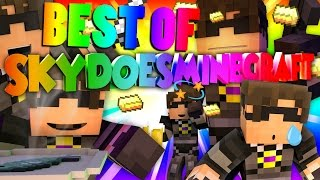 THE BEST OF SKYDOESMINECRAFT 2016!