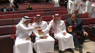 В Саудовскою Аравию возвращаются кинотеатры