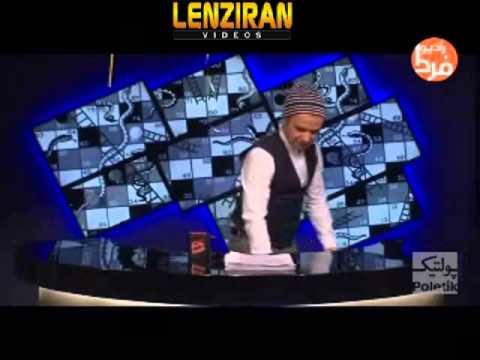 Kambiz Hosseini began the new season of his show Poletik on Radio Farda
