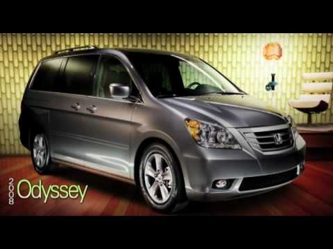 Honda Odyssey Interactive Tour Video