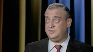 Side-Splitting Rodney Dangerfield Stand-Up on The Tonight Show (1976)