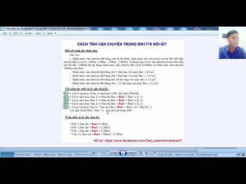Hướng dẫn cự ly vận chuyển theo 588, cách tính cước vận chuyển ô tô bằng Dự toán F1
