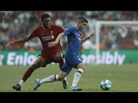 Download Amazing!!!   Christian Pulisic vs Liverpool 14 08 2019 HD