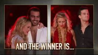 Download Nyle DiMarco Wins 'Dancing With the Stars' Video