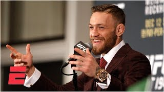 Download Conor McGregor's best trash talk   ESPN Mp3 and Videos