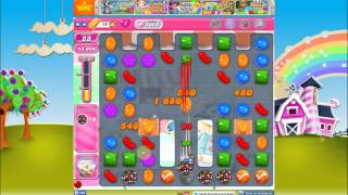 Candy Crush Saga Level 1066 (No Boosters)