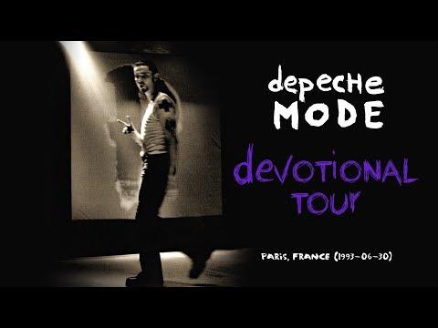 Depeche Mode - Devotional Tour (1993, Paris, France)(1993-06-30)