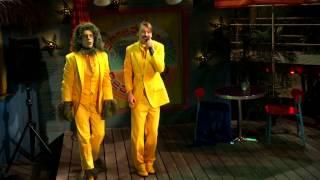 Austin & Ally  - Break Down The Walls in Acapella (Halloween Version)