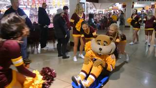 Goldy Gopher 2017-2018 Nationals Entry Video