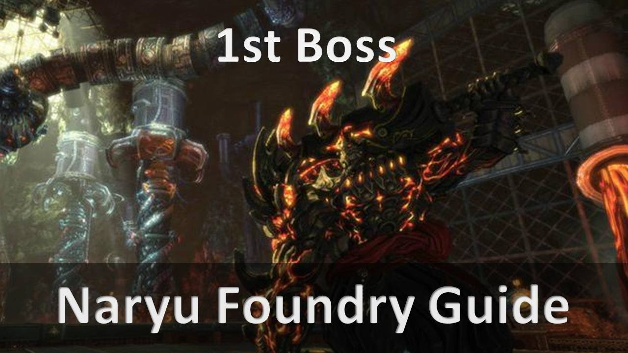 Naryu Foundry For Lazy People Who Don T Wanna Look For It
