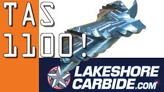 Testing the Lakeshore Carbide TAS Rougher: Tormach 1100! WW151