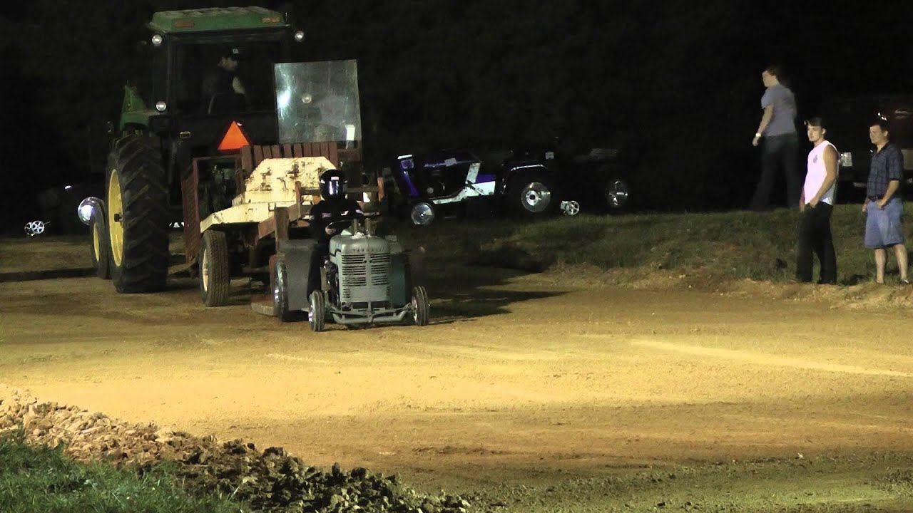 Tractor Pulling Motorcycle : Mooretown vfd lawn and garden tractor pull motorcycle