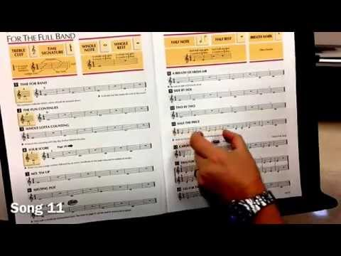 Trumpet And Clarinet Page 7 Youtube