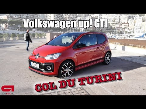 Volkswagen up! GTI rijtest