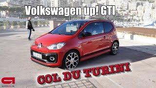Volkswagen up! GTI rijtest
