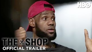 The Difference Between The NFL & NBA ft. LeBron James & Todd Gurley | The Shop | HBO