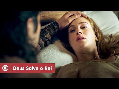 Deus Salve O Rei: capítulo 30 da novela, segunda, 12 de fevereiro, na Globo