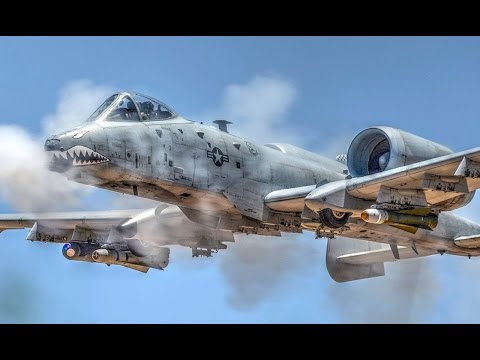 Just the most EPIC A10 approach ever!