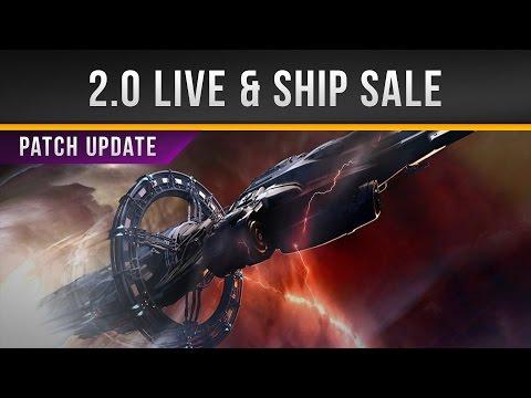 ✖ Star Citizen » 2.0 Live & Ship Sale
