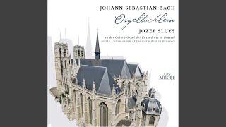 Das Orgelbuchlein: Lobt Gott, ihr Christen allzugleich, BWV 609