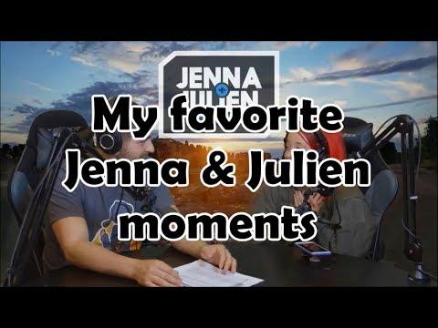 my favorite Jenna & Julien moments