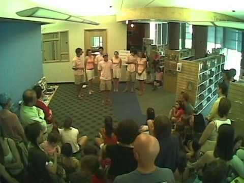 Opening Day of the Princeton Public Library