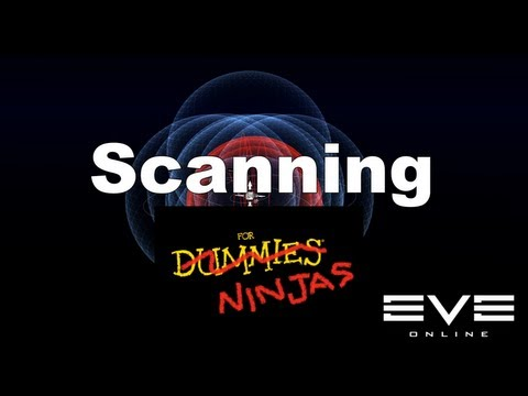 EVE Online: How to Scan (a guide for Ninjas)