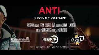 (1011) Eleven X (Splash) Russ X Taze - ANTI (Instrumental)