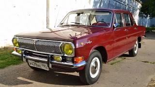 Редкая экспортная  ГАЗ 24 Волга, 1978 Volga M24D. Дизель. бельгийской фирмы «Scaldia-Volga».