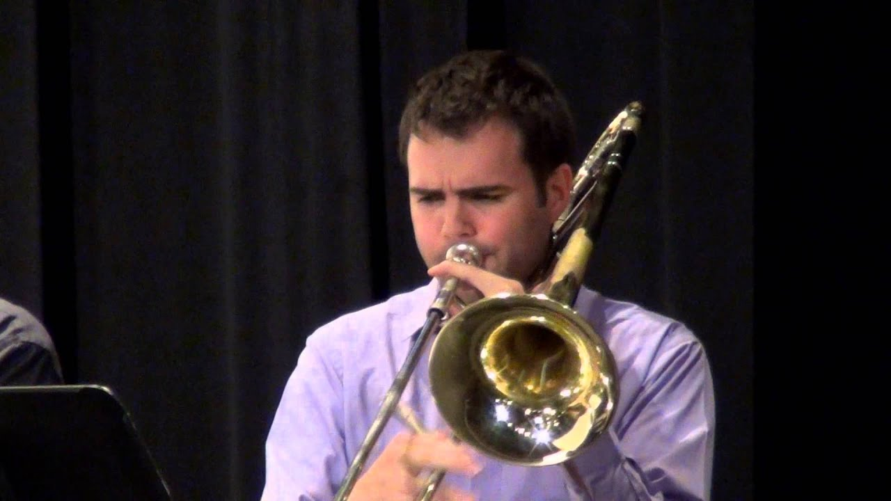 """""""I'll Let You Know"""" - UNI Faculty/Guest Jazz Nonet, Sept ..."""