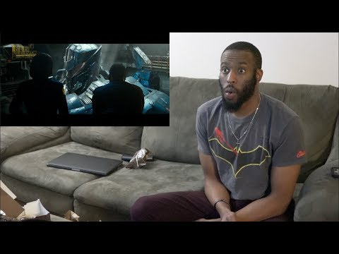 REACTION to Pacific Rim Uprising – Official Trailer 2 [HD]