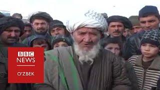 Дарбадар ўзбеклар: Бизга Худонинг раҳми келсин... - BBC Uzbek