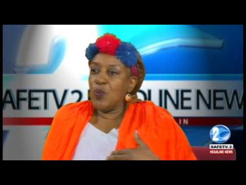 INTERVIEW WITH GUYANESE BORN ACTRESS CCH POUNDER