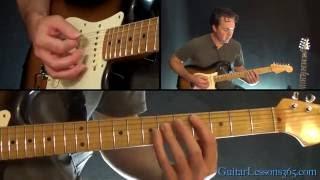 Nirvana - Rape Me Guitar Lesson
