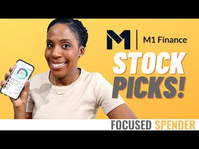 My $1000 M1 Finance Investment Portfolio - NEW Stock Picks!!! + How I Picked Them
