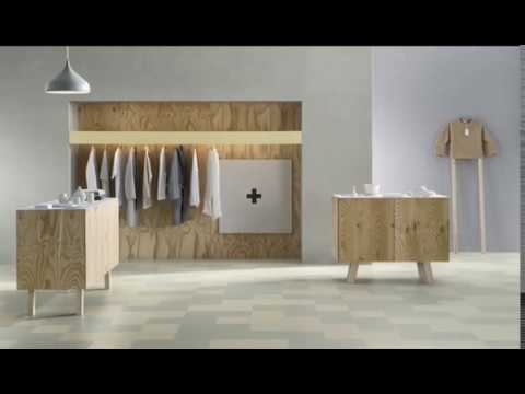 forbo marmoleum click installation and colors youtube. Black Bedroom Furniture Sets. Home Design Ideas