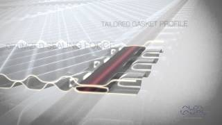 Alfa Laval Gasket Profile