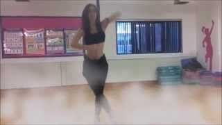 Ciara ft. Missy Elliott 1,2 Step choreography