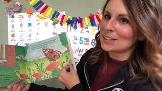 Learn All About Butterflies with Miss Brittany! | Racine Zoo Online Preschool