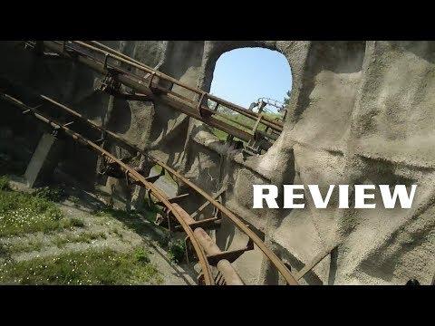 Dragon Mountain Review Marineland Bizarre Arrow Looping Coaster