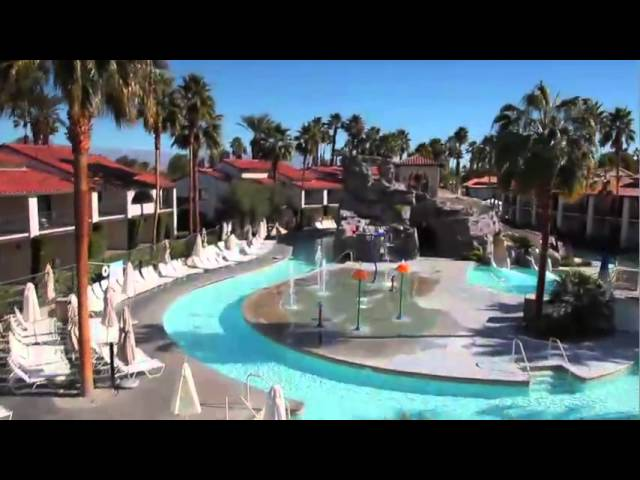 Rancho Las Palmas Pools