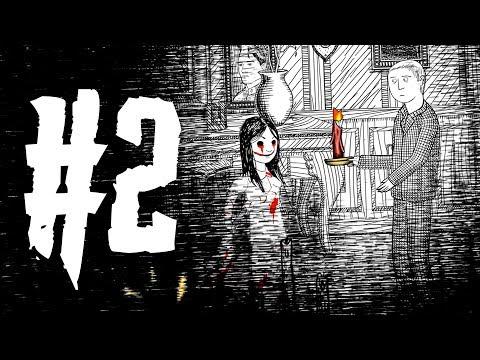 В ПОСТЕЛИ С СЕСТРОЙ! ► Neverending Nightmare Прохождение #2 ► ИНДИ ХОРРОР ИГРА